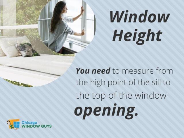 Window Height