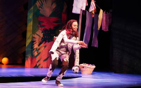 KateMarie Andrews in 'Bob Marley's Three Little Birds' photo by Glen Stubbe Photography