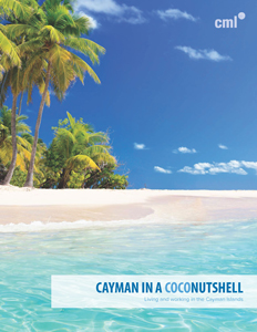 Cayman in a a Coconut Shell