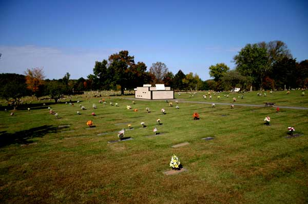 community mausoleums