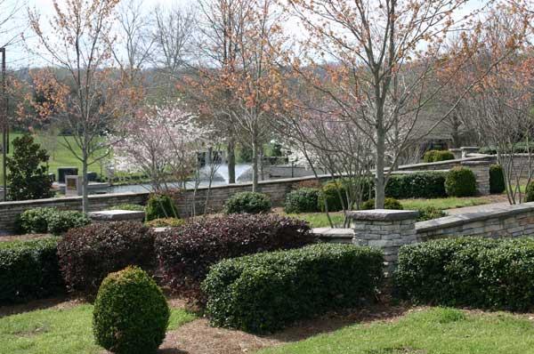 family walled garden estates