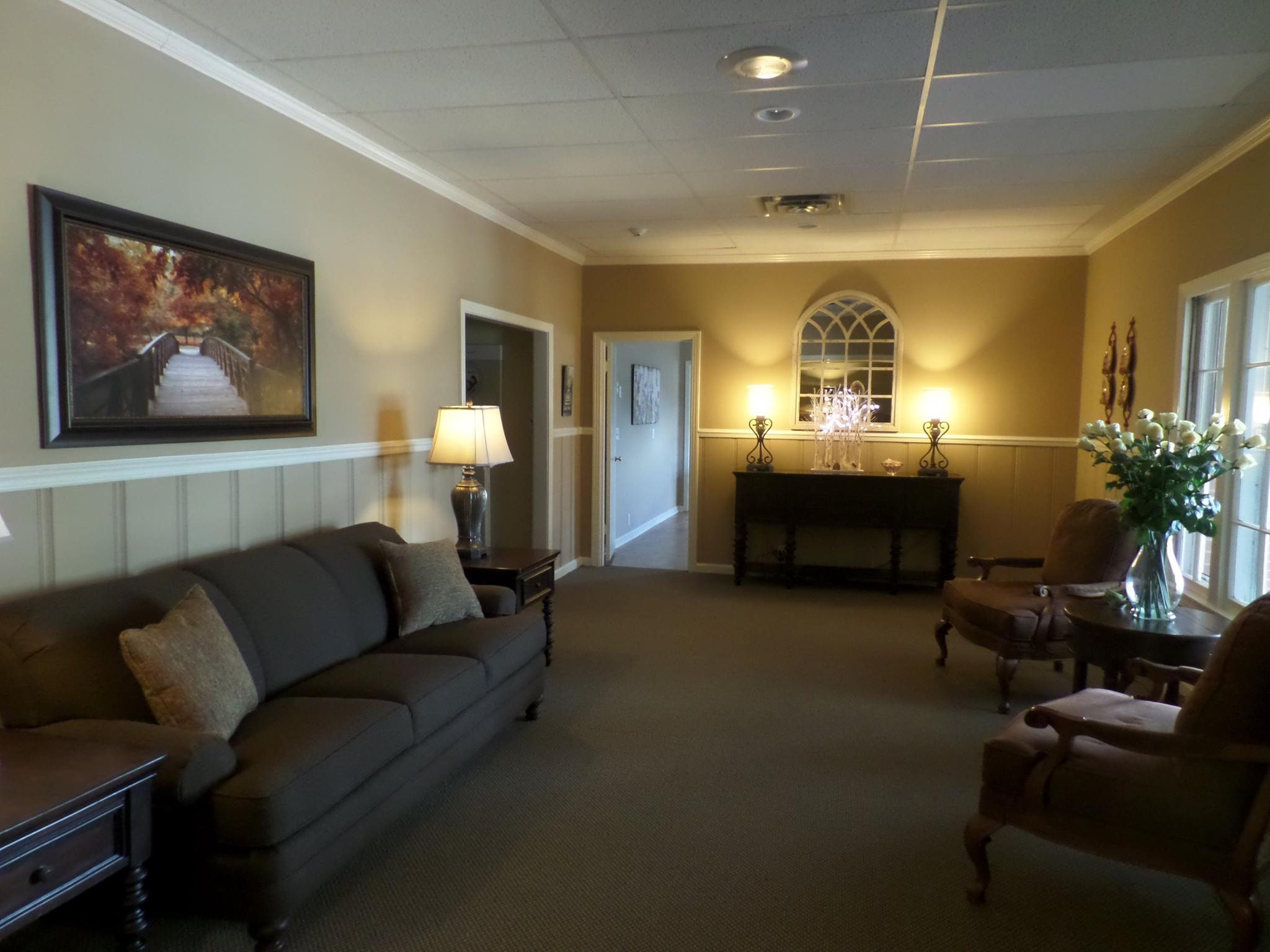 White House Cole Garrett Funeral Homes And Cremation Services