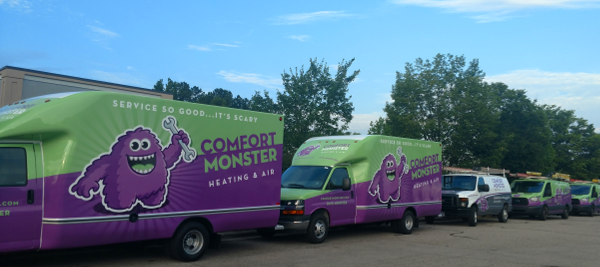 Learn about Comfort Monster Heating & Air.