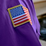 Flag on Sleeve