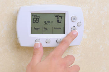 raleigh hvac adjust your thermostat