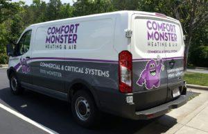 Commercial HVAC maintenance