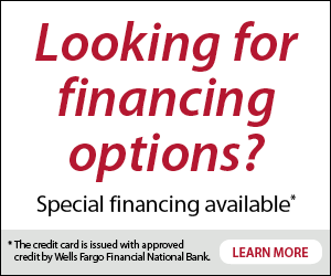 Click for Wells Fargo Financing
