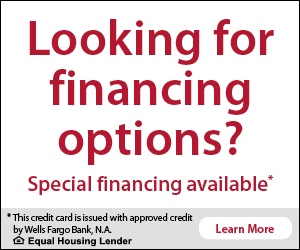 Click for Wells Fargo Financing