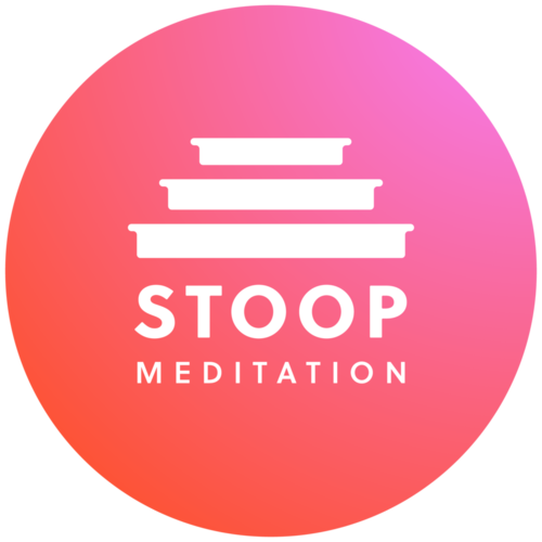 Stoop logo isolatedmarks whitelogo blackcircle copy