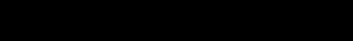 Wordmark wide black nospace