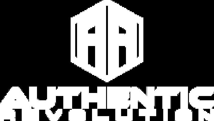 Small logo white