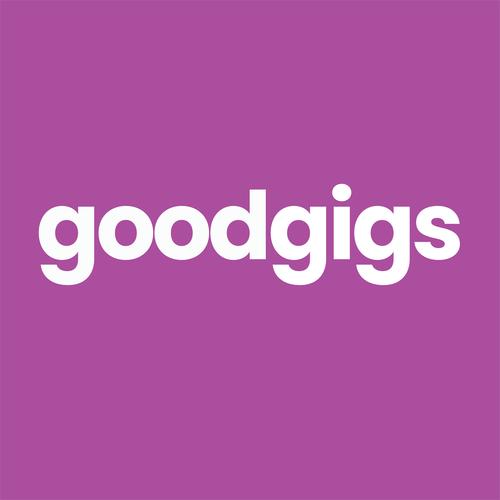 Goodgigslogo square purple