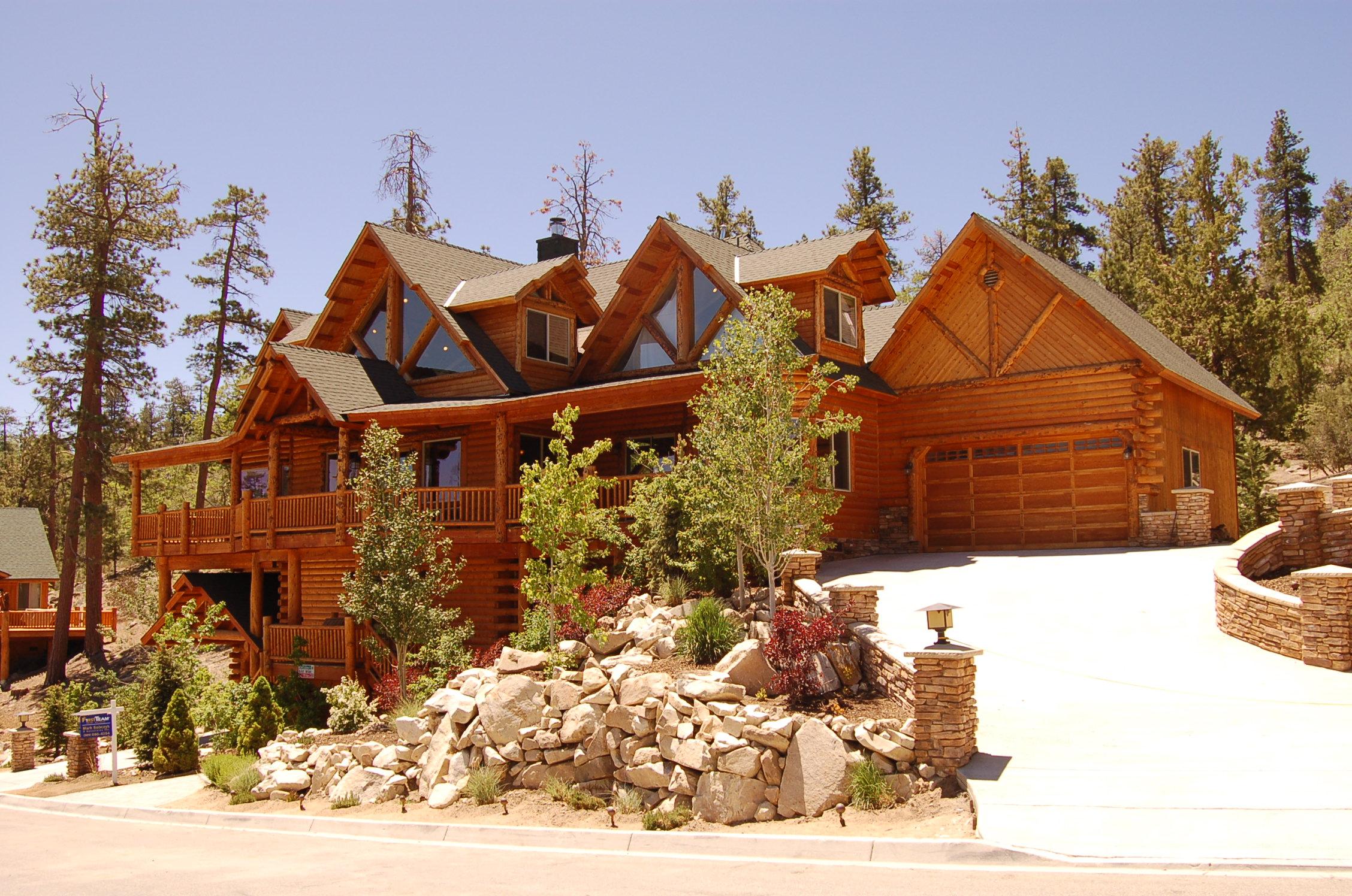 Dream Castle Big Bear Lake Ca 92315 Circlepix