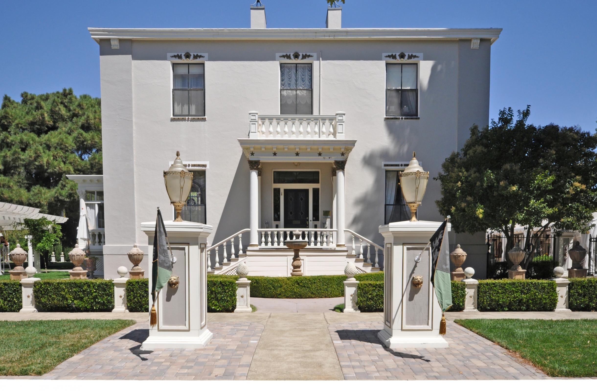 Jefferson Street Mansion - 1063 Jefferson Street Benicia ...