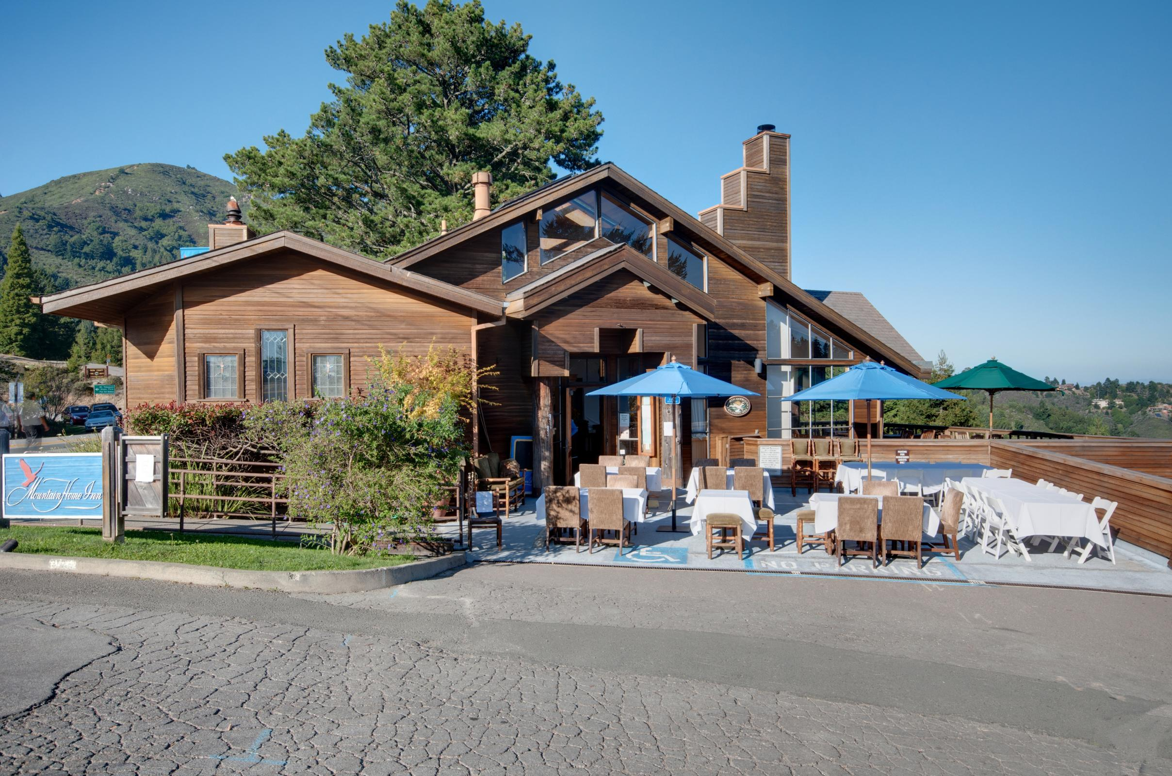 Mountain home inn 810 panoramic hwy mill valley ca 94941 for Homes in mill valley ca
