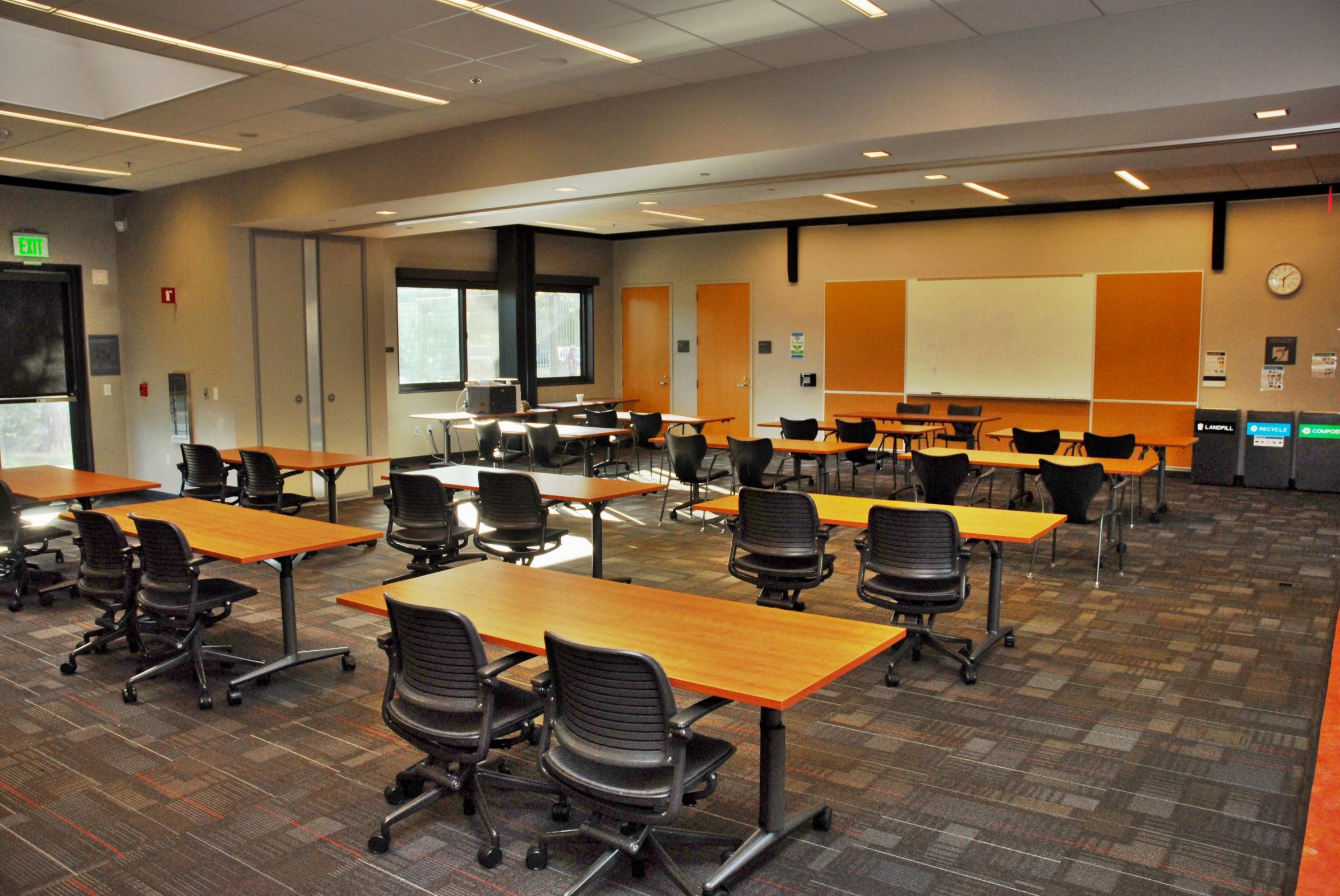 Community Center Floor Plan · [ click ...