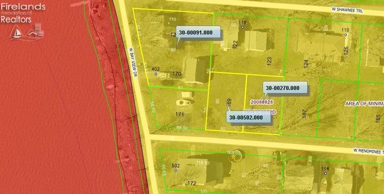 168-169 W Menominee Trail Sandusky, OH 44870