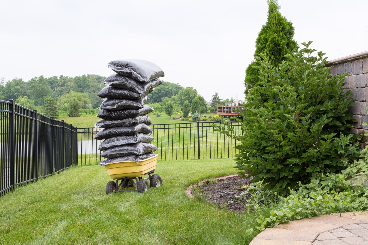 The most common injuries suffered by landscapers