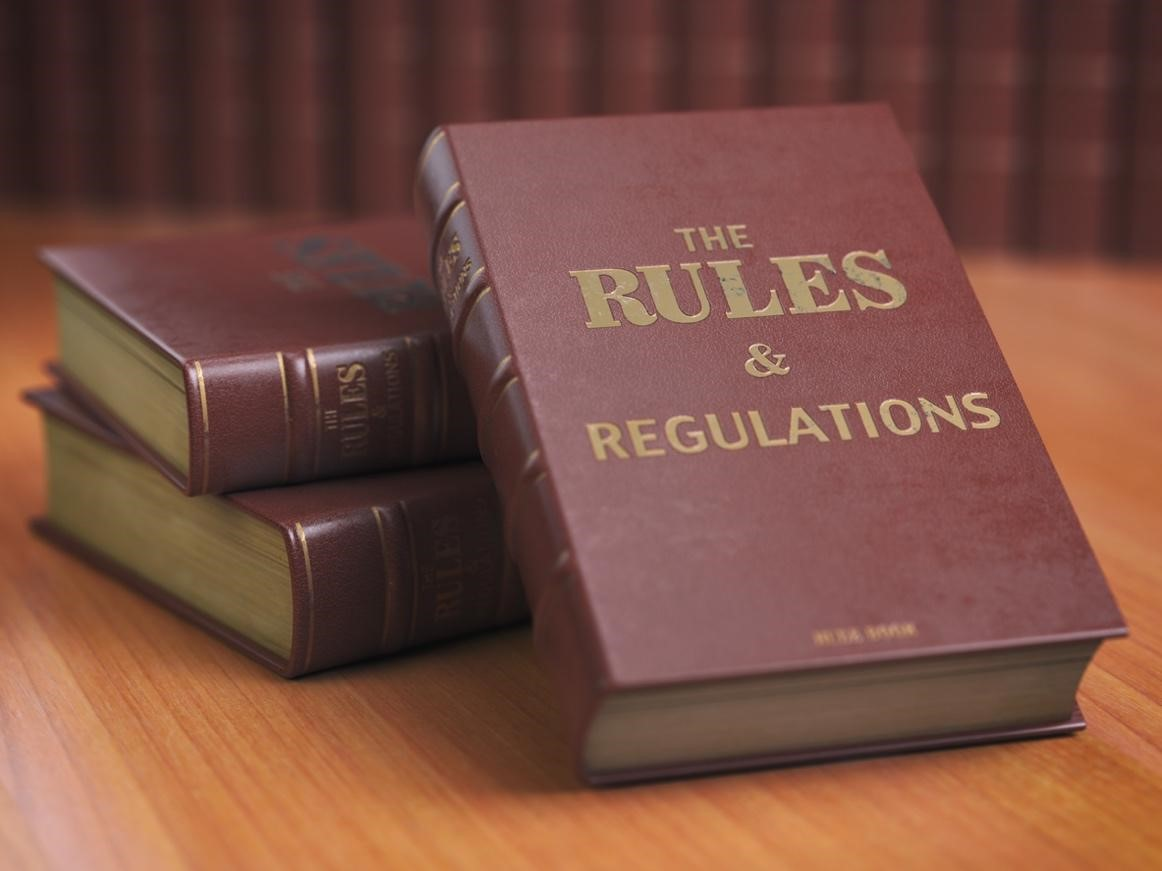 Local Rules and Regulations for Fumes