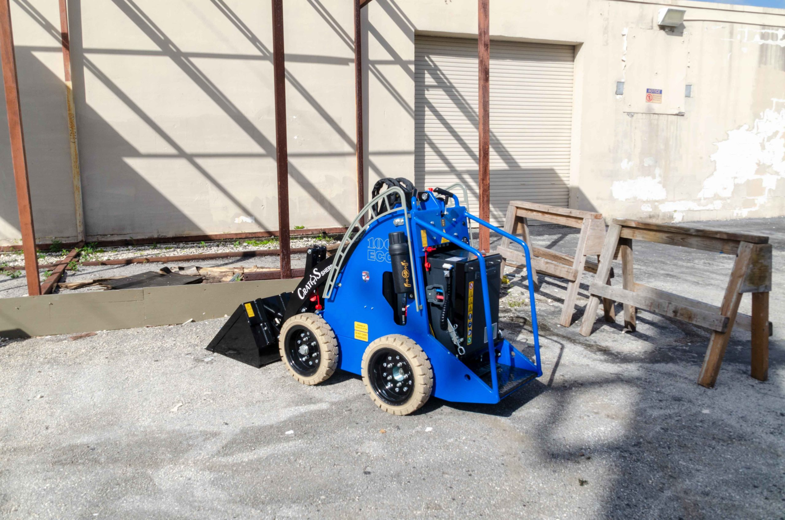 Sherpa 2Speed Mini Compact Loader