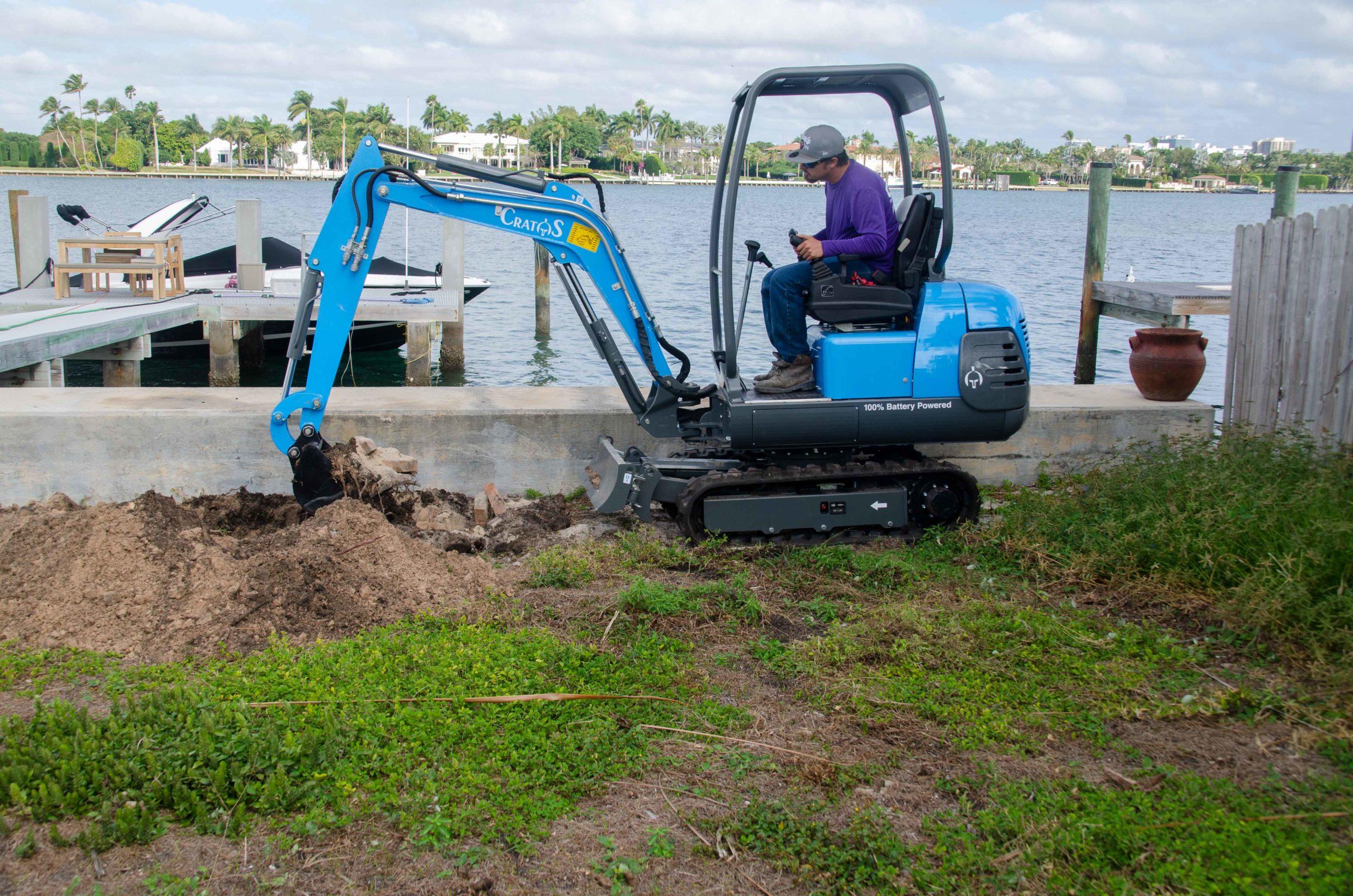 CMX18 Mini Excavator