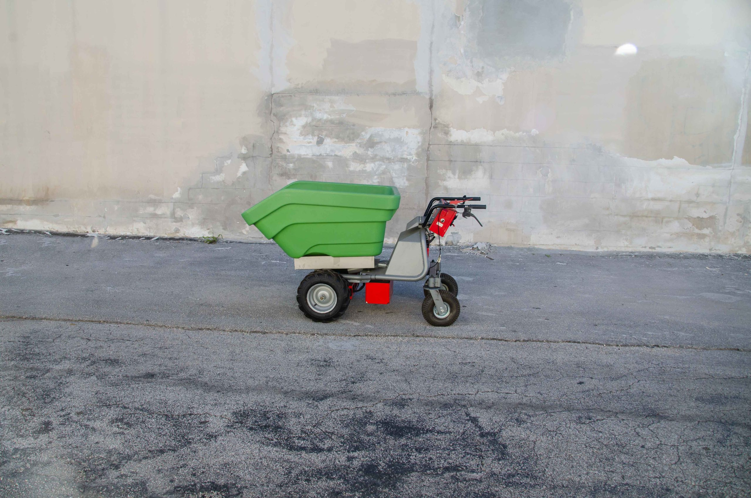MCE400 Electric Wheelbarrow