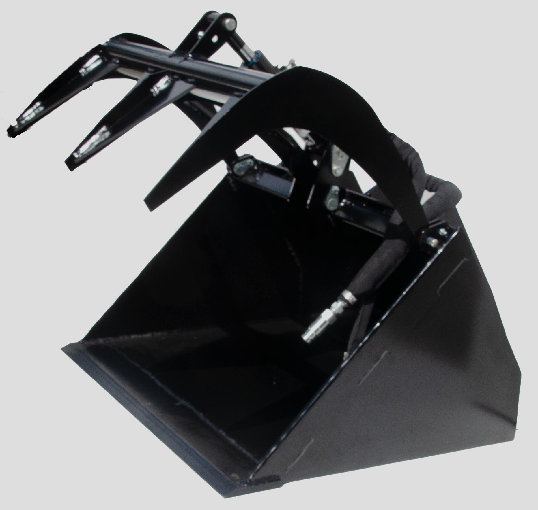 Sherpa Grapple Bucket Attachment