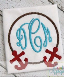 anchor-monogram-embroidery-frame