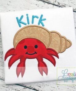 sand-crab-hermit-crab-embroidery-applique-design