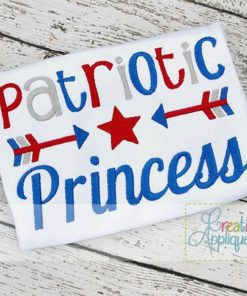 patriotic-princess-embroidery-design