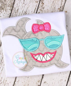 shark-girl-sunglasses-embroidery-applique-design