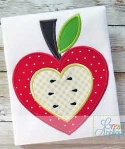 apple-heart-embroidery-applique-design
