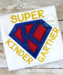super-kindergartner-kindergartener-kindergarten-embroidery-applique-design