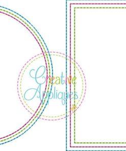Natural-circle-floss-bean-stitch-run-stitching-monogram-alphabet-font