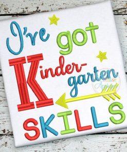i've-got-kindergarten-skills-embroidery-applique-design