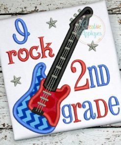 i-rock-second-2nd-grade-embroidery-applique-design