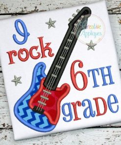i-rock-sixth-6th-grade-embroidery-applique-design