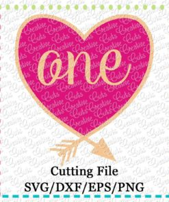 one-heart-arrow-cutting-file-svg