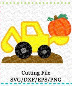 digger-pumpkin-backhow-excavator-payloader-frontendloader-svg