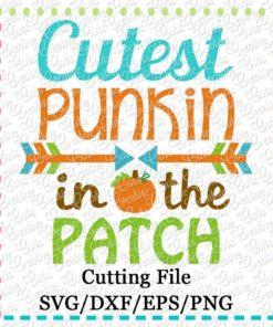 cutest-punkin-in-the-patch-svg