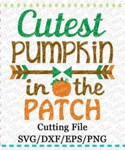 cutest-pumpkin-in-the-patch-svg