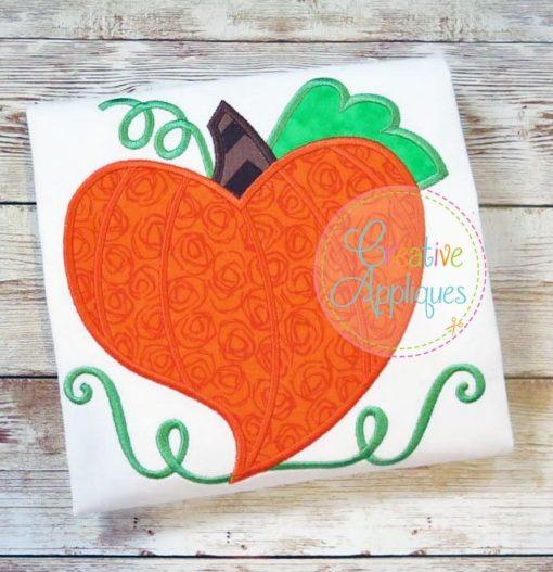 pumpkin-heart-embroidery-applique-design