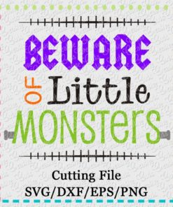 beware-of-monsters-svg-dxf-eps-cut-cutting-file