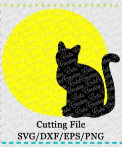 cat-moon-svg-dxf-cut-cutting-file