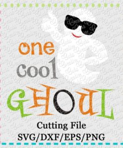 one-cool-ghoul-svg-cut-cutting-file