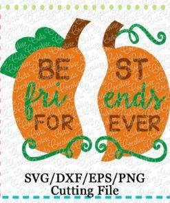 best-friends-forever-pumpkin-svg-cutting-file