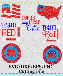 republican-svg-cutting-file