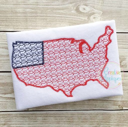 donkey-democratic-usa-flag-embroidery-applique-design