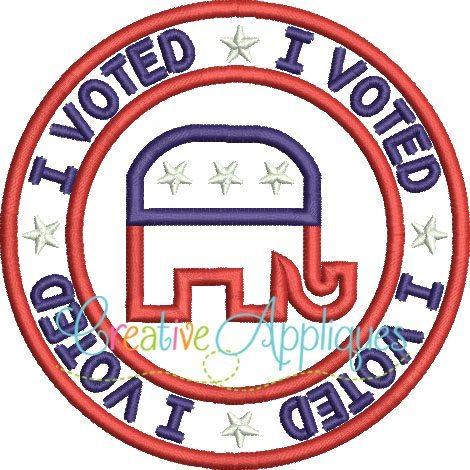 i-voted-republican-embrodiery-applique-design
