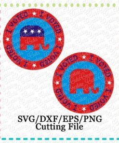 i-voted-republican-elephant-svg-cutting-file